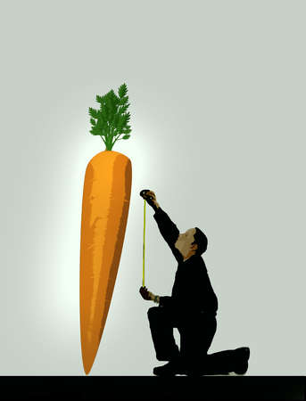 Measuring the Carrot