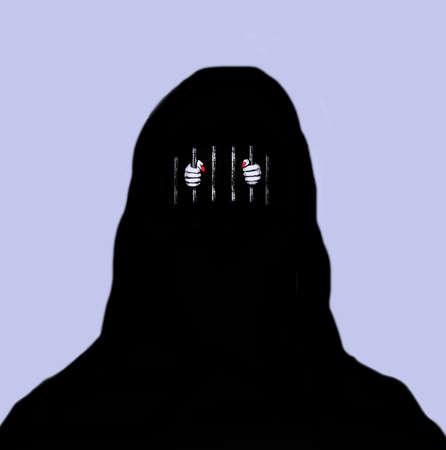 Niqab Prisoner