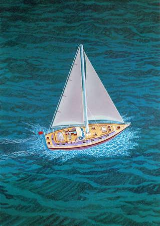 Yacht Storm