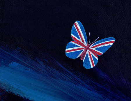 British Butterfly