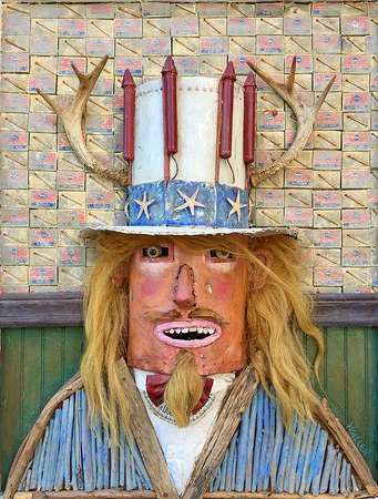 Just Yankee Doodle Donnie