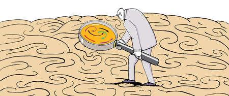 Examining Brain
