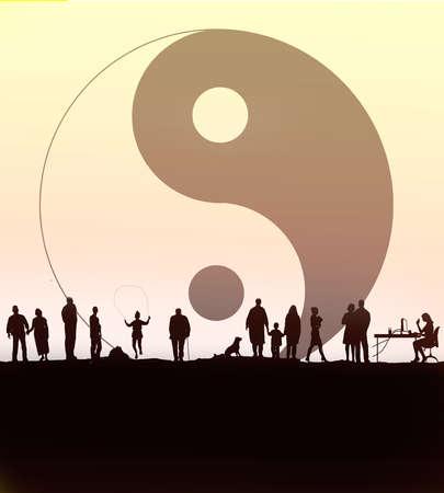 Yin Yang People