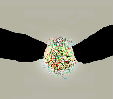 Tangle Handshake
