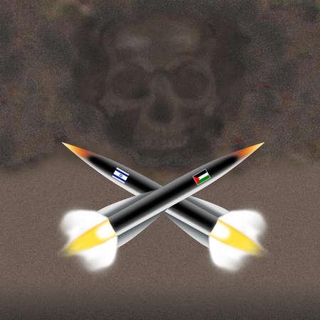 Israel Palestine Rockets Conflict