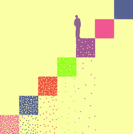 Disintegrating Steps