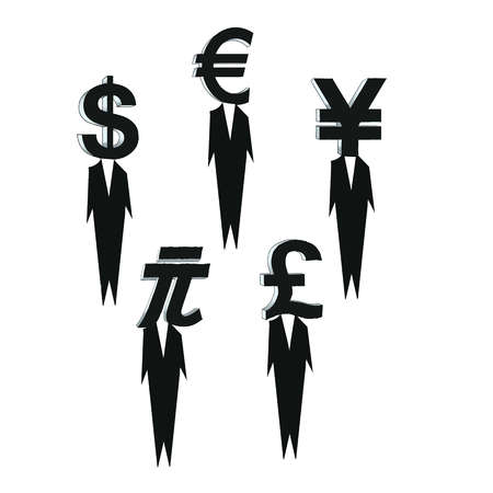 World Money Symbols