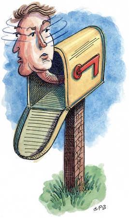 Awaiting The Mailman