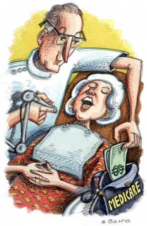 Stealing Medicare Money