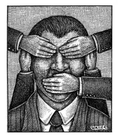 See/Hear/Speak No Evil