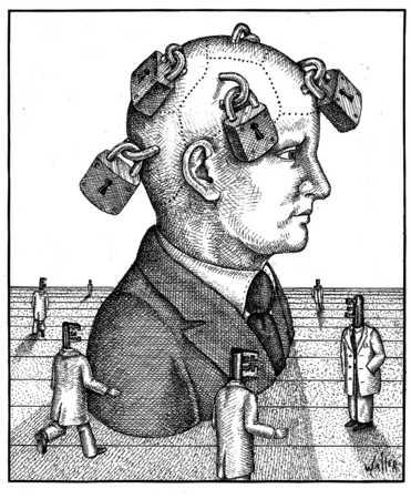 Locks On Head