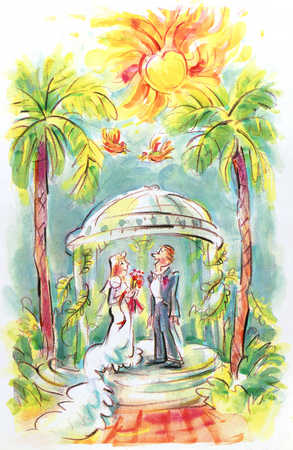 Marriage in the tropics
