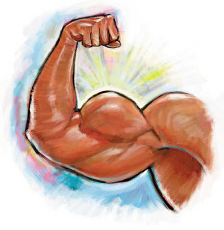 Image result for muscle arm