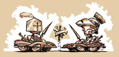 Road Rage/Joust