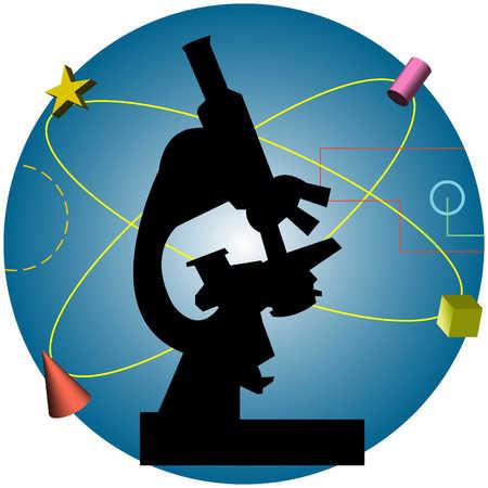 Globe/Microscope/Research