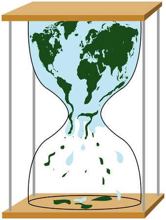 Global Hourglass