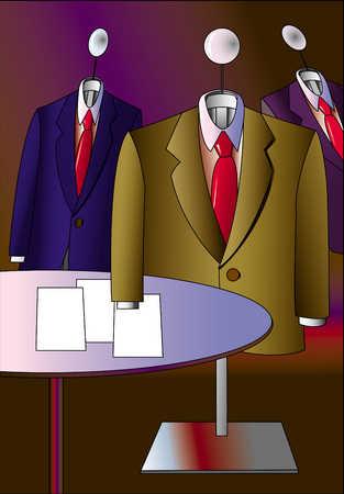 Suit Presentation