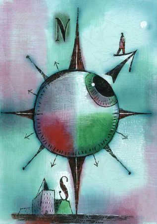 Compass Eyeball