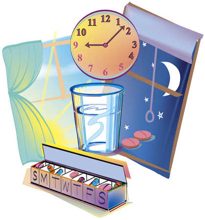Day And Night Medications