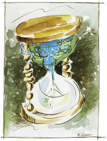 World Hourglass