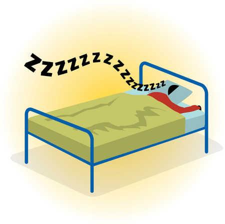 Person Sleeping Clipart - e-biznes.info