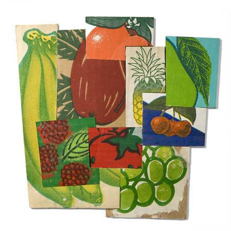 Illustration of assorted vegetables