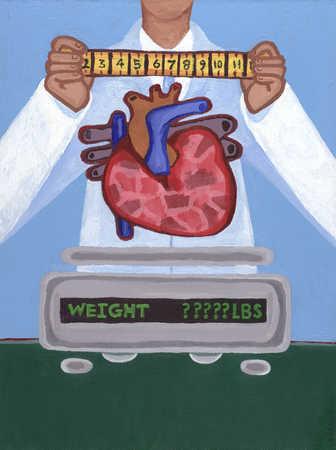 Weighing Heart