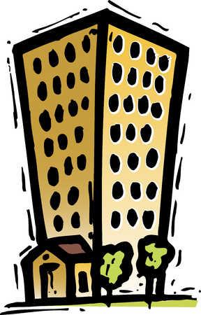 apartment high-rise