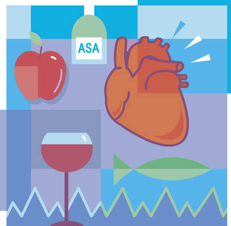 preventing heart disease, montage