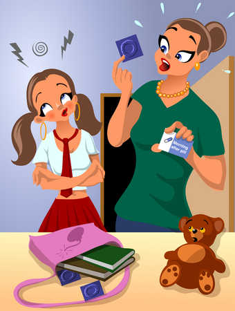 teens and contraception