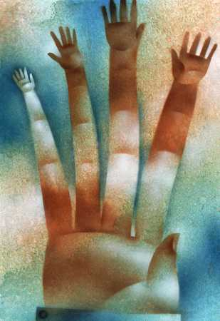Hands On Fingers