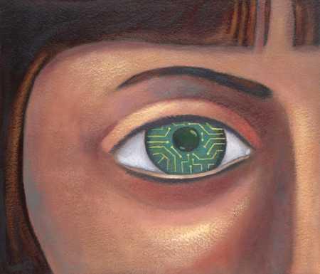 Microchip Eye