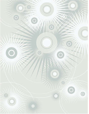 A grey and white background