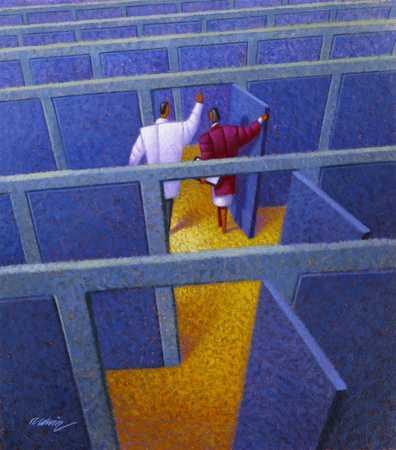 Opening Doors In Walls