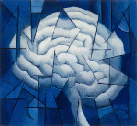 Cubist Brain