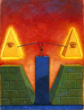 Pyramid Bar-bells