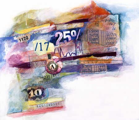 financial spreed sheet