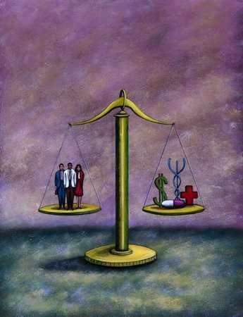 Healthcare Scale