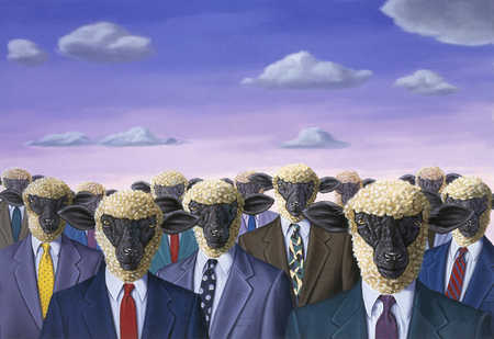 Business Sheep