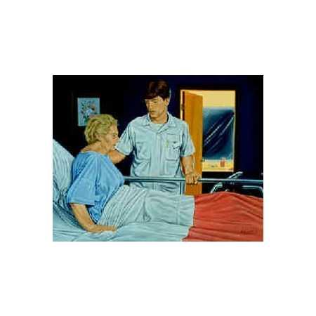 Elderly Woman Patient