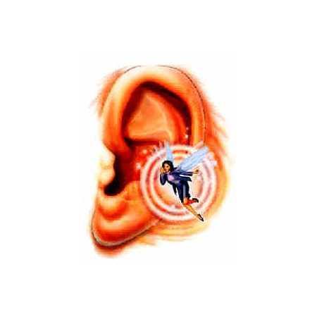 Businesswoman-Fairy Whispering In Ear