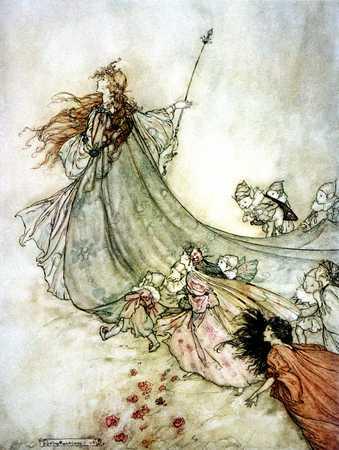 Fairies Away!
