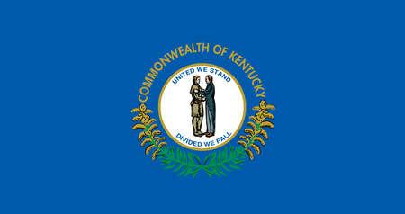 Kentucky state flag