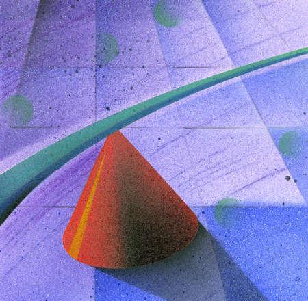 Line balancing on triangle