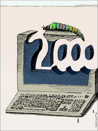 Year 2000 bug