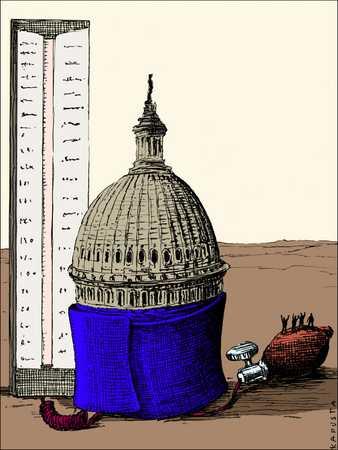 Capitol pressure