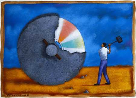 CD-ROM Wheel