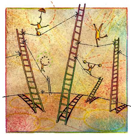 Tightrope And Ladders