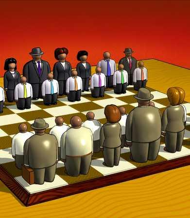 Corporation Chess