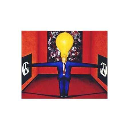 Light-Bulb Head